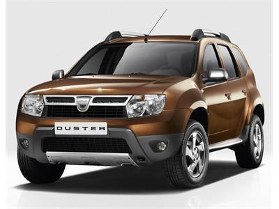 Dacia duster essence suv